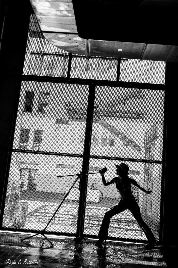 Sandrine Dumont vu par Chris De La Bottière
